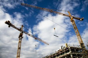 Finance to support construction projects